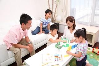 人気テーマ|5人家族で3LDK?・・!のイメージ